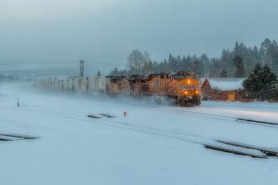 """Ghost Train"""